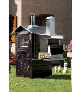 Option Barbecue pour four indirect CLEMENTI