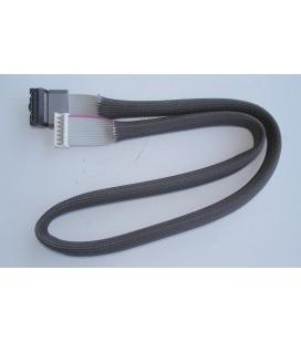 Câble flat reliant tableau de secours à la carte
