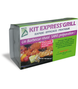 Kit barbecue express