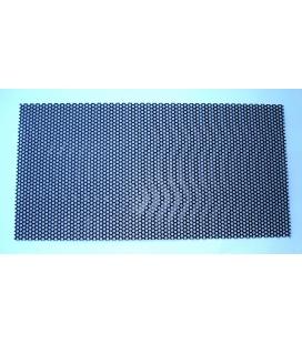 Filtre pour grille métal déployé