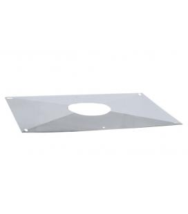 Plaque d'étanchéité haute simple 350x450mm